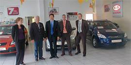 Präsident KIA Motors Deutschland